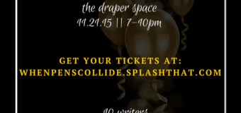 5 Reasons you should attend #WhenPensCollide