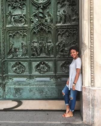 Gabrielle Hickmon Guest Post