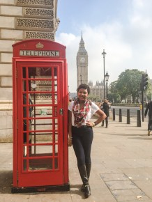 Gabrielle Hickmon London