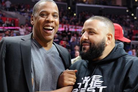 DJ Khaled's Drops Major Key, New Jay-Z Partnership