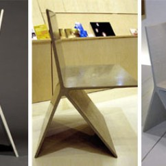 Modern Steel Chair Design Teen Sleeper Cool Or Cold Concrete And Designs