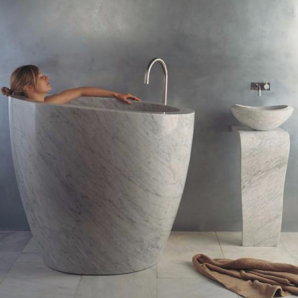 Deep Space Saving Soaking Tub Designs Amp Ideas On Dornob