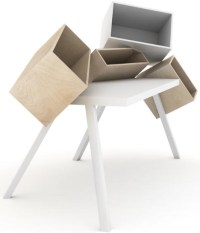 Functional Storage or Funky Artistic Furniture Designs?