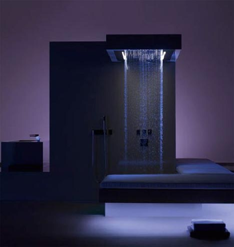 Ultra Luxurious Amp High Volume Modern Shower Design Designs Amp Ideas On Dornob