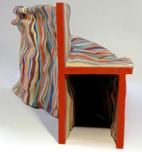 Colorful Decor: Designer Art Furniture To Be Continued