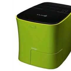 Kitchen Composter Oxo Supplies Converts Food Waste To Clean Powder