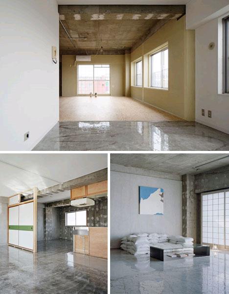 Miminimalist Apartment Remodel