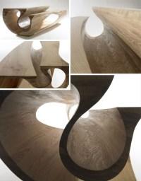 Curved Wood Furniture Design | www.pixshark.com - Images ...