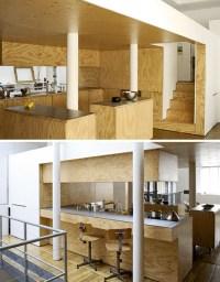 Modest Modern Living: Laid-Back Luxury Loft Space Design