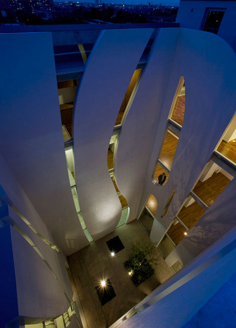 Modern Organic Architecture Hybrid Urban Housing Units Designs Amp Ideas On Dornob