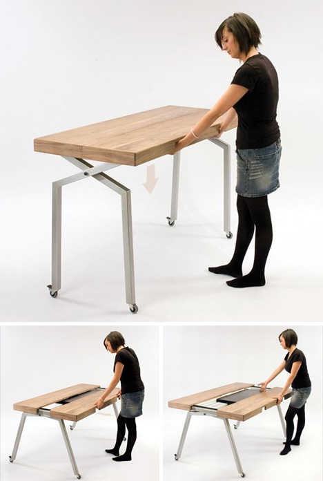 kitchen island on wheels with seating replacing cabinet doors expandable dining table doubles as compact