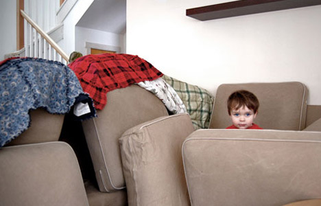 pillow fort architecture