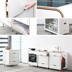 Mobile Kitchens Small Kitchen Window Curtains Cooking A La Carte 4 Modular Mini Islands There Is Nothing New About