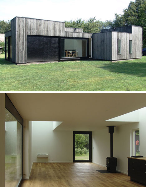 1 Story Skybox Small Amp Simple Open Plan Summer House