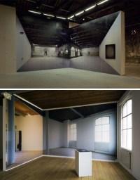 Trick & Treat: 7 Huge Photo Prints Sculpt Impossible Spaces