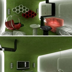Ceiling Lights For Living Rooms Room Wall Colors 2016 3 Space-age Explore Home Interior Design Extremes