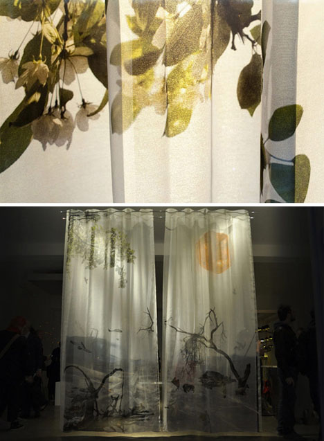 Sheer Scenic Curtains Improve Your View Designs Amp Ideas