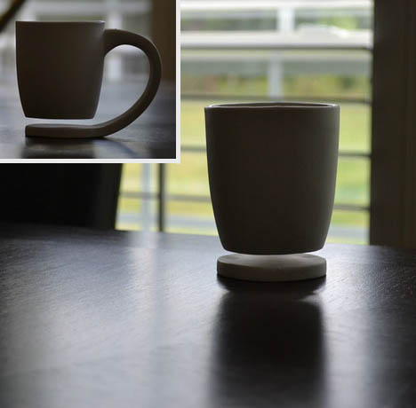 Hover Mug Clever CoasterFree Floating Coffee or Tea Cup