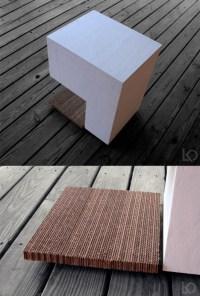 DIY Cat House: Fashionable Minimalism for Feline Loft Living