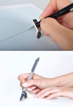 drawing straight line draw lines pen measure ever measuring digital tool device drawings saeba simple something dornob designs sketch perfectly