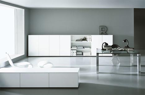 Elemental Elegance 9 Minimalist Office Interior Designs