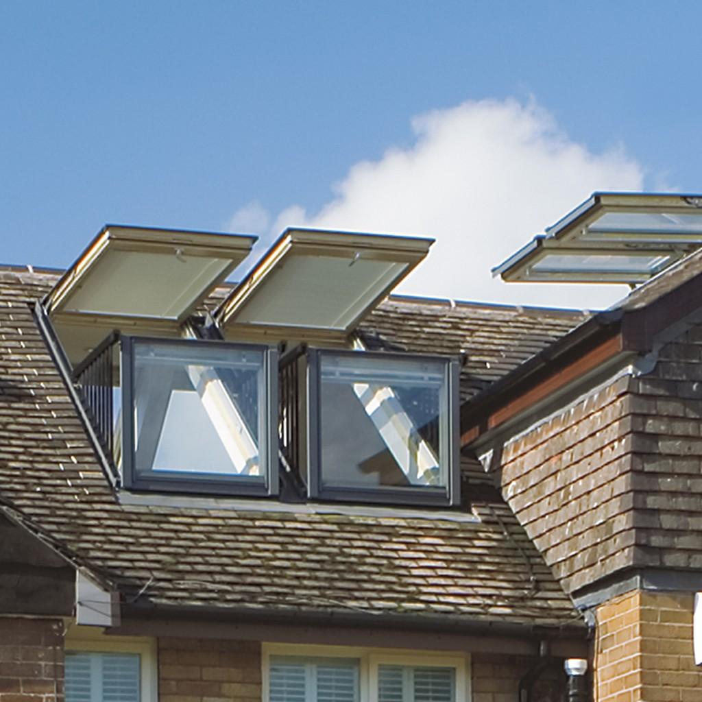 attic window transforms into