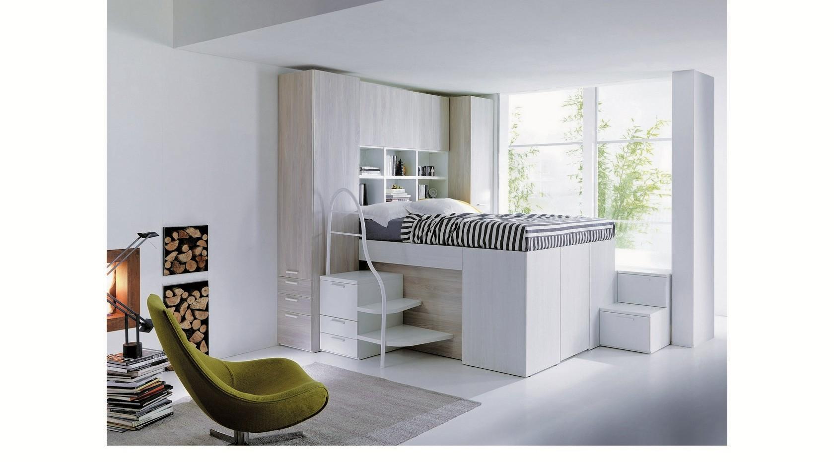 Hide A Closet Platform Bed Tops Spacious Storage Compartment Designs Ideas On Dornob
