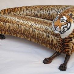 Animal Print Sofas Sofa Furniture For Sale Striking To Delight Even Dr Doolittle
