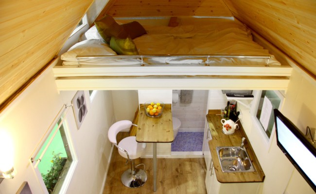Mark Burton S Tiny House And The Dream Of Affordable Home