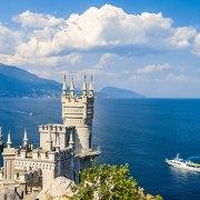 Ласточкино гнездо – одно из самых красивых мест Крыма