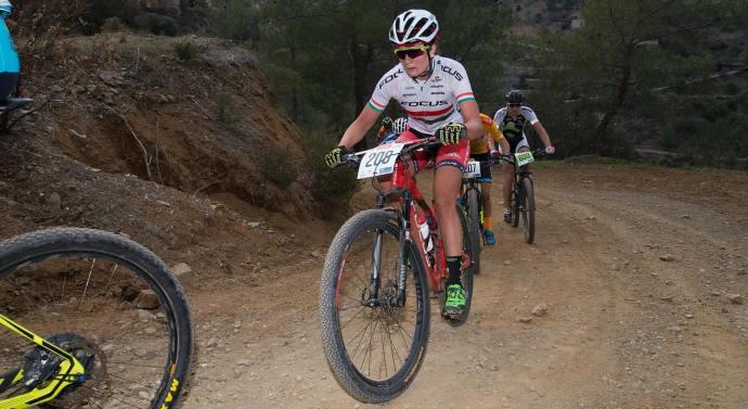 Vörösvári mountain-bike siker