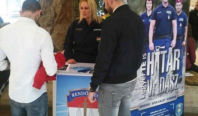 Folyamatos a toborzás Komárom-Esztergom megyében