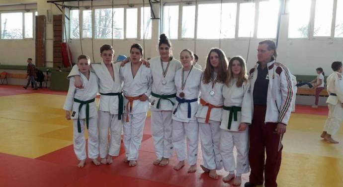 Leányvári Judo sikerek
