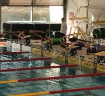 Jól teljesítettek a dorogi vízilabdások és úszók