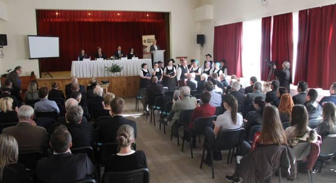 A magyarországi kényszermunkáról rendeztek konferenciát Csolnokon