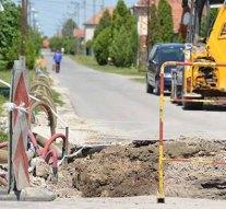 Tokodon az árokásók gázvezetéket találtak