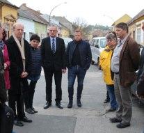 Esztergom: felújítják a piac utcai vezetékrendszert