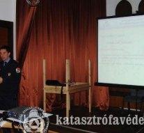 Tűzvédelmi fórum Esztergomban
