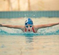 A BVSC Őszi Kupáján vettek részt a dorogi úszók