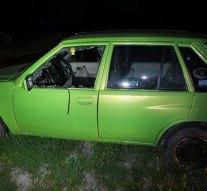 Gépkocsit törtek fel Lábatlanon