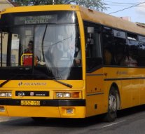 Kesztölci autóbusz-menetrend változás