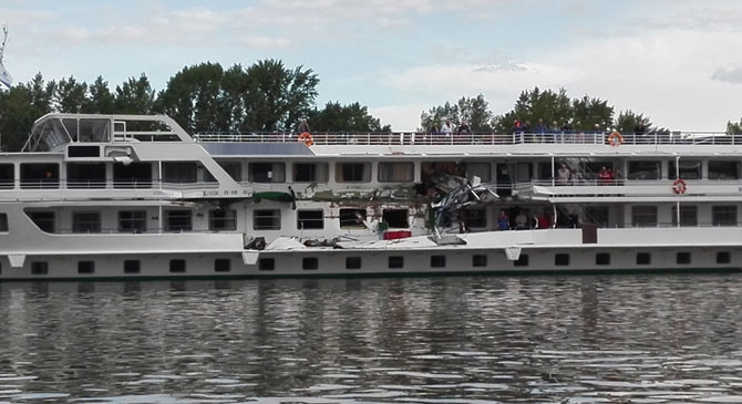 Elítélték a balesetet okozó hajóskapitányt