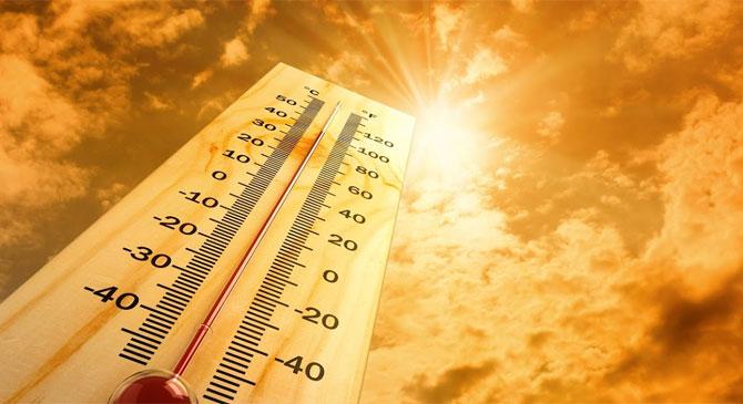 Péntekig ismét hőségriasztás van érvényben