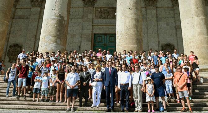 Felvidéki egyházközségek VII. nyári tábora