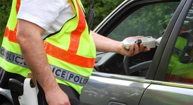 49 éves ittas férfit szűrtek ki a forgalomból a rendőrök