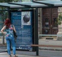 Piliscsévi lány novelláját olvashatjuk a fővárosi megállókban
