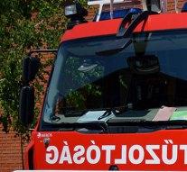 Süttőn garázs, Esztergomban kisteherautó égett