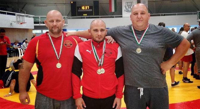Birkózó veterán országos bajnokság
