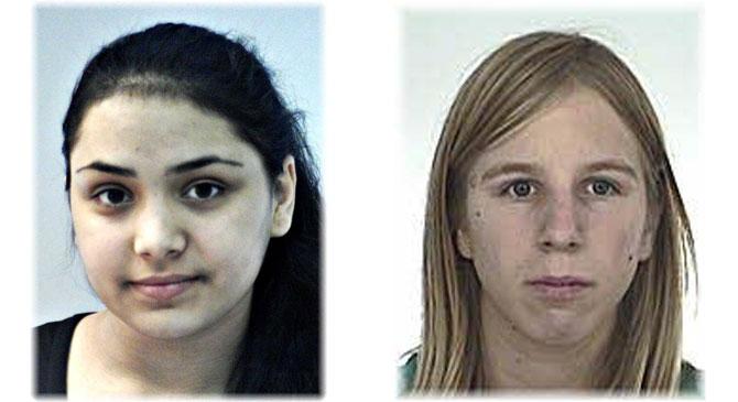 Két eltűnt lányt is keresnek a rendőrök