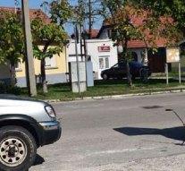 Gyalogost gázoltak el Esztergomban